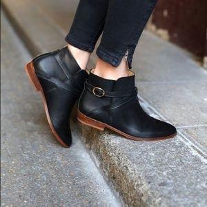Sézane Montana low boots 36